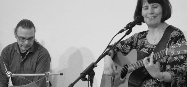 Karan singt im Kulturladen Röthenbach